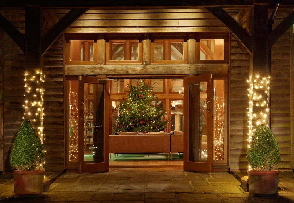 Christmas at Bailiffscourt