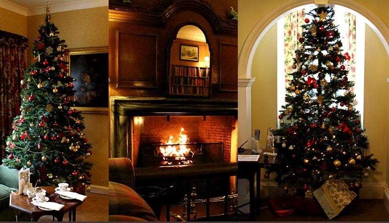 Christmas at Greywalls