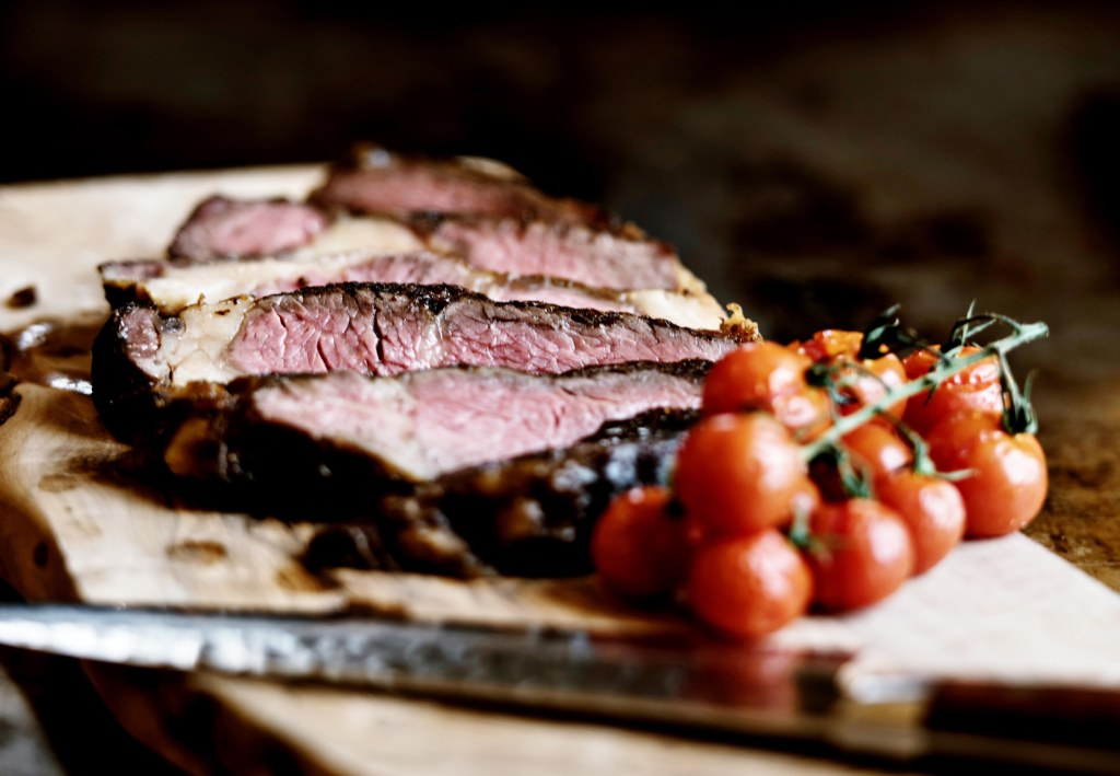 Beef at The Astor Grill, Cliveden (member benefit available)