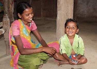 Action Against Hunger - Prahlad 2016
