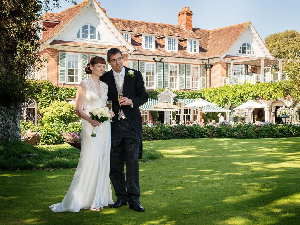 Weddings at Chewton Glen