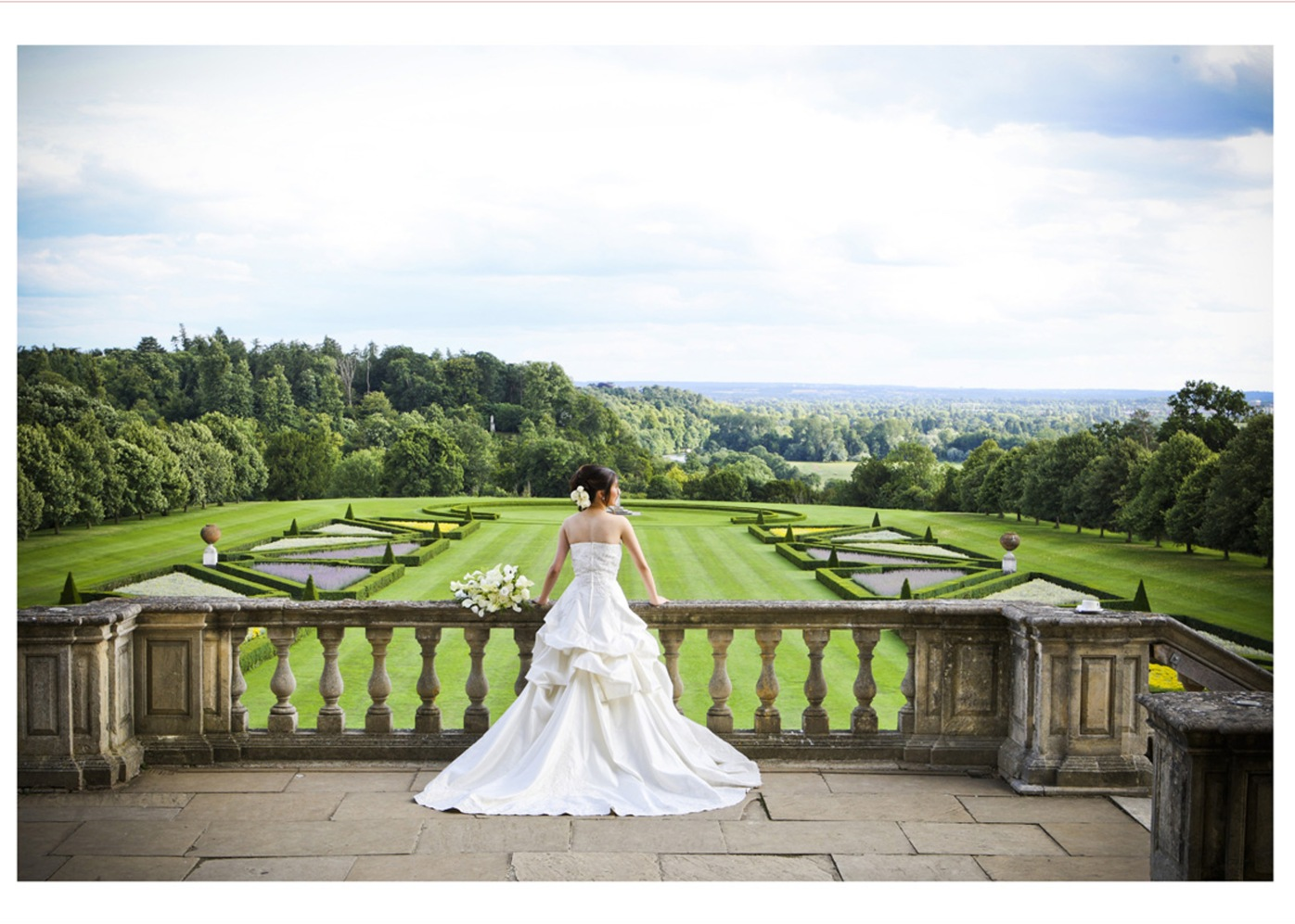 Cliveden House Wedding Lisa Gill Photography
