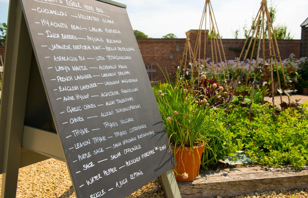Kitchen Garden at Chewton Glen