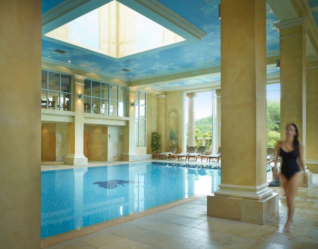 Chewton Glen Spa Swimming Pool