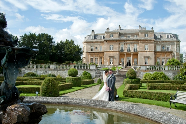 Weddings at Luton Hoo