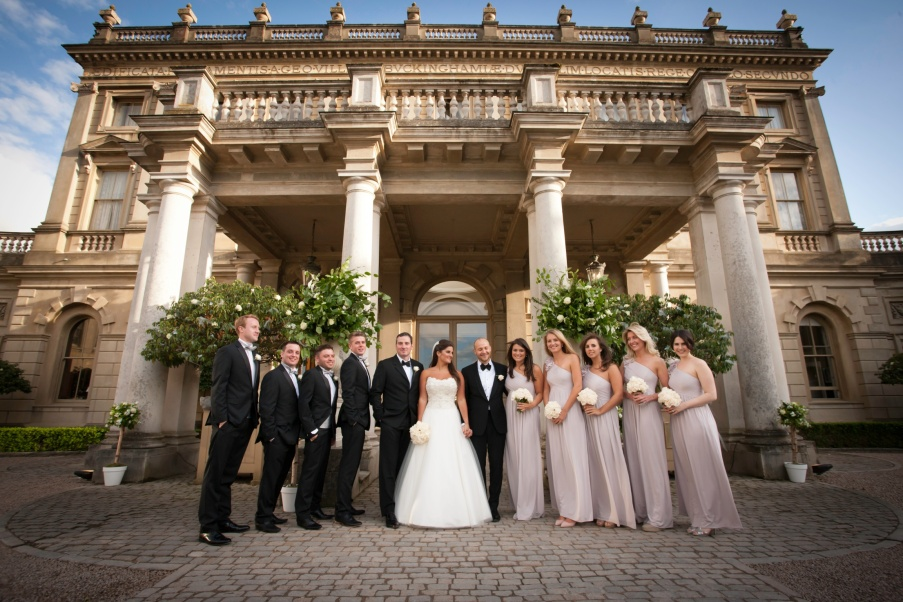 Cliveden House Hotel Wedding Lisa Gill Photography