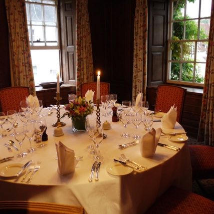 Private dining at Spread Eagle