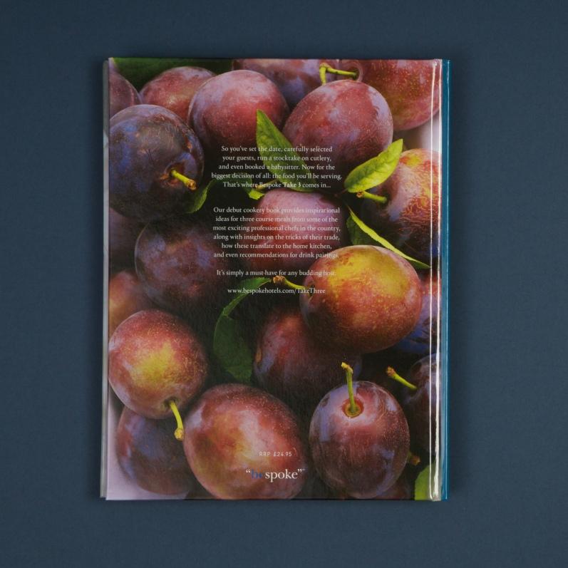Bespoke Hotels - Take 3 Cookbook Bespoke Hotels - Take 3 Cookbook