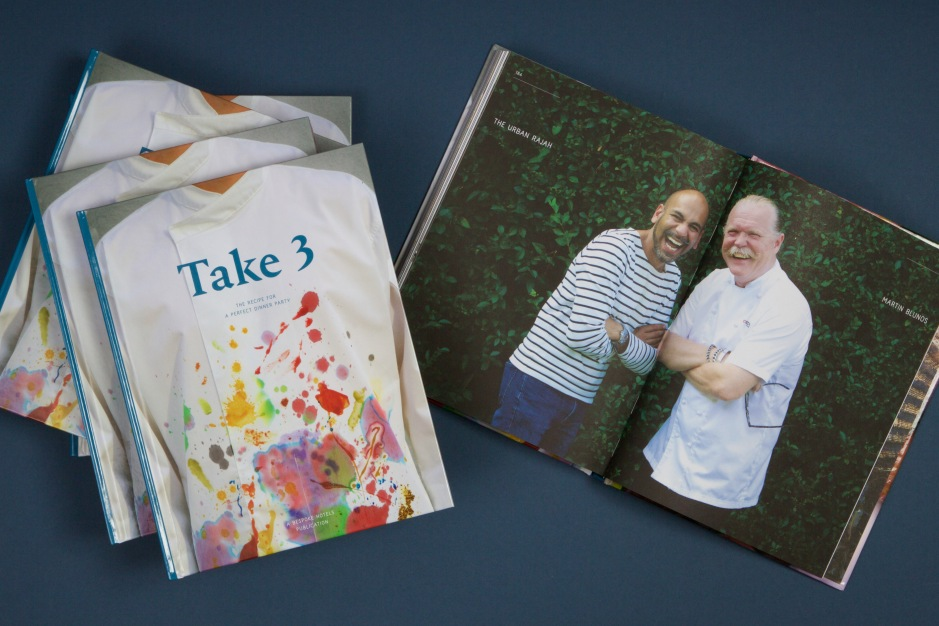 Bespoke Hotels - Take 3 Cookbook