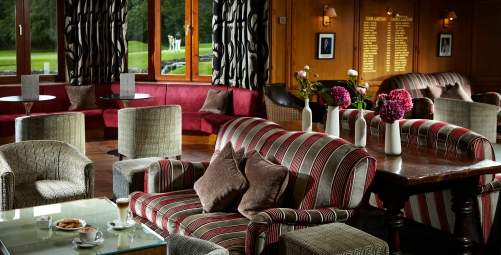 Club House at The Manor House Golf Course