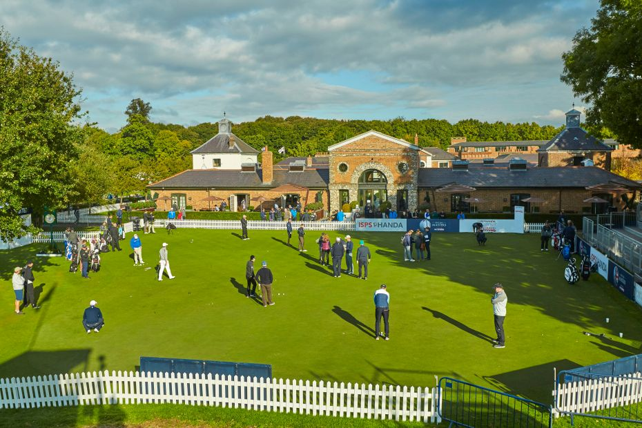The Grove British Masters Venue Credit: Paul Severn