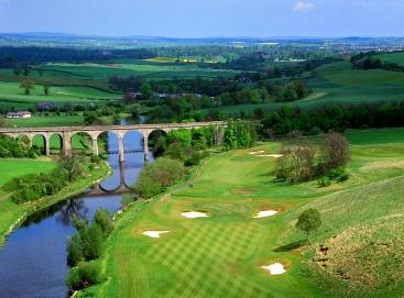 14th Hole at Roxburge Golf Club