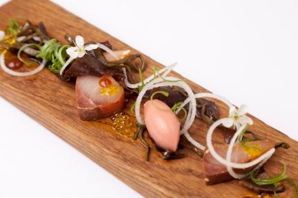 Tasting menu - Paris House