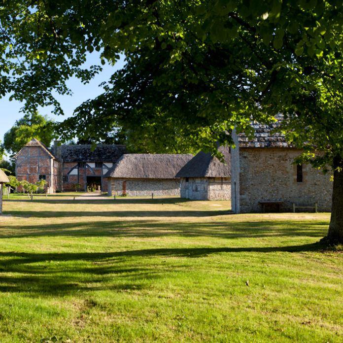 Croquet at Bailifscourt