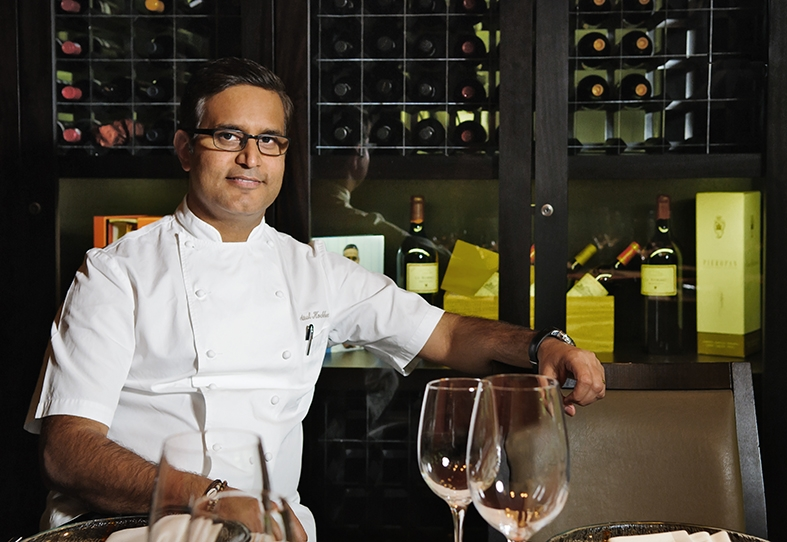 Atul Chef's Table-