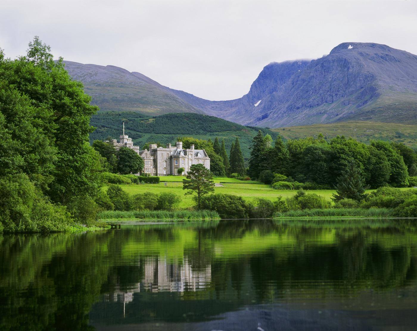 inverlochy castle remote