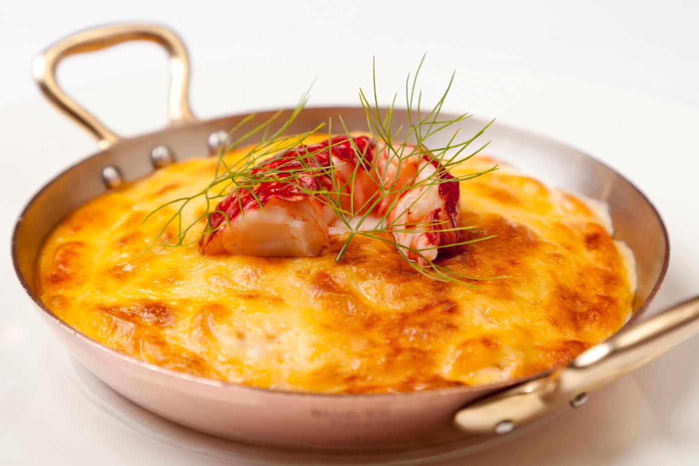 shay cooper Lobster Omelette