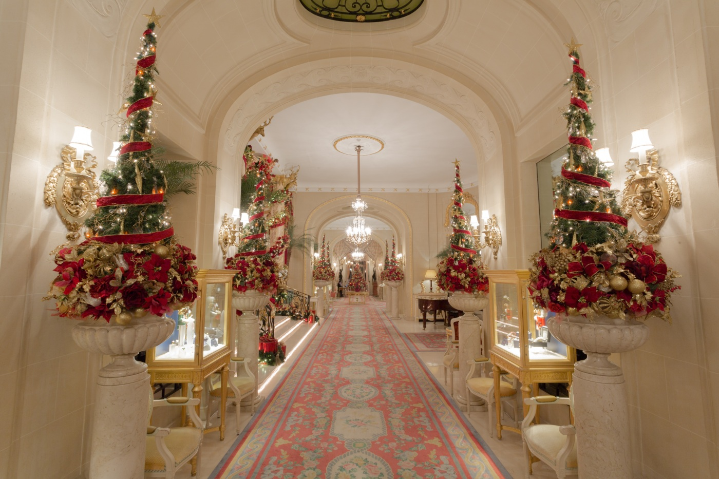 Long Gallery Christmas