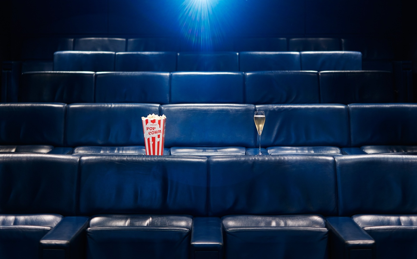 Screening Room - Film Fizz