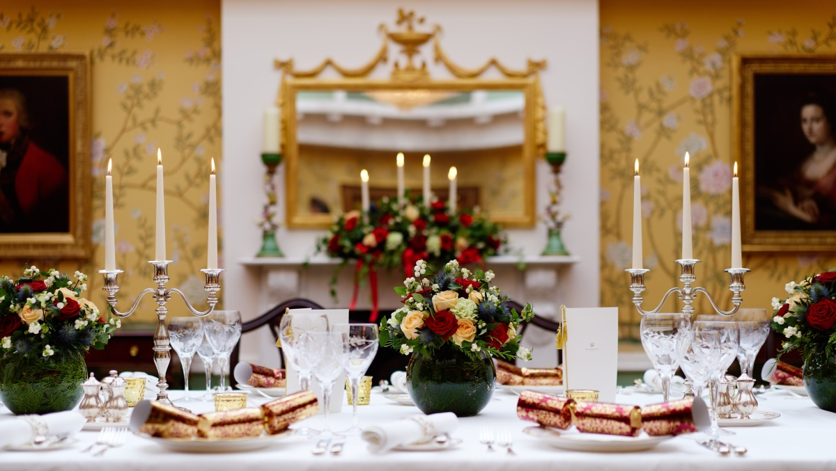 Let the Festivities Begin - Christmas Fine Dining Ideas & Treats for All in December