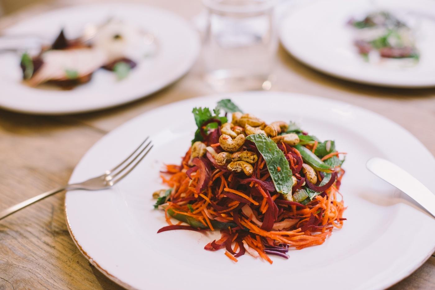 Daylesford's Raw Salad