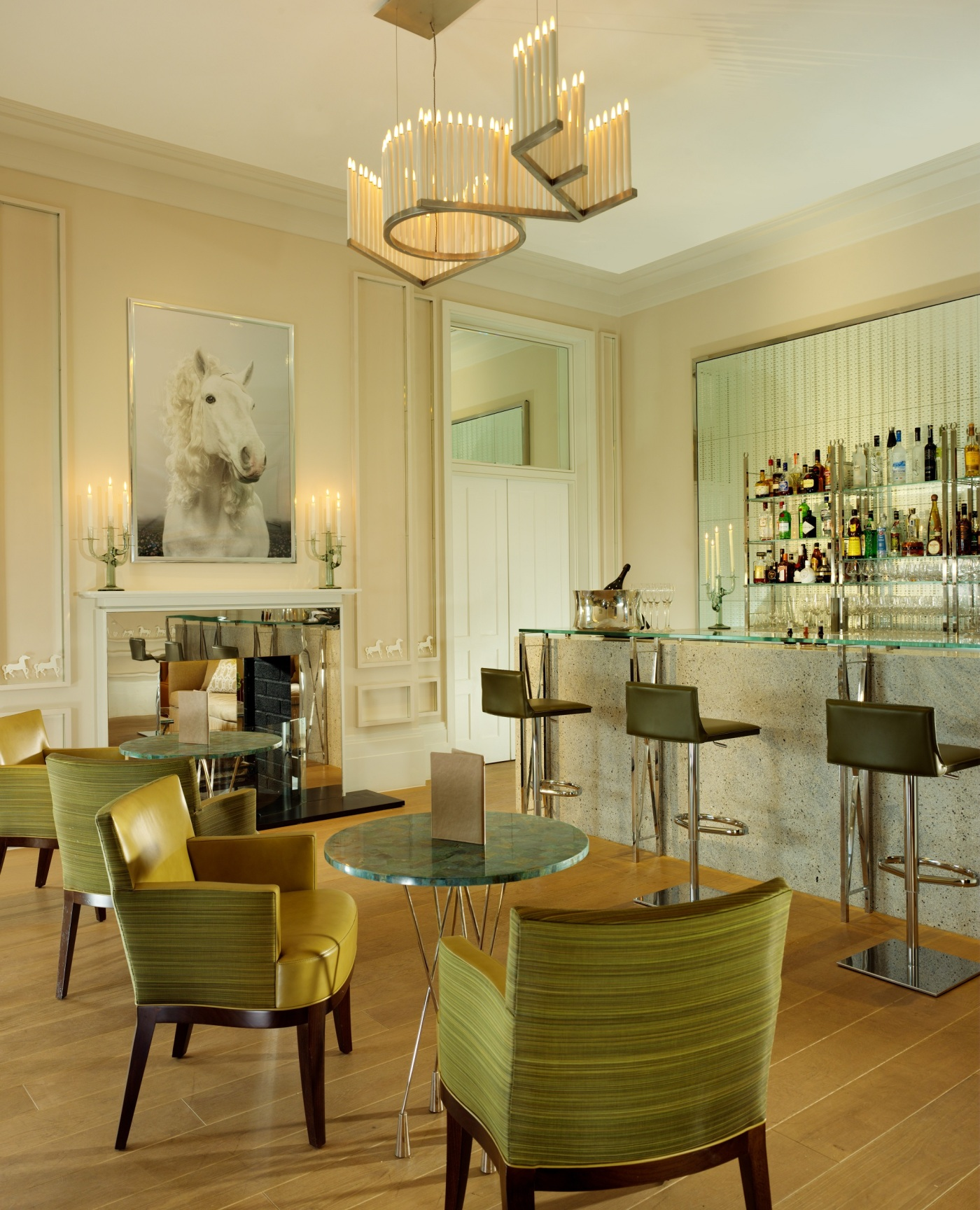 The Bar - Coworth Park Portrait