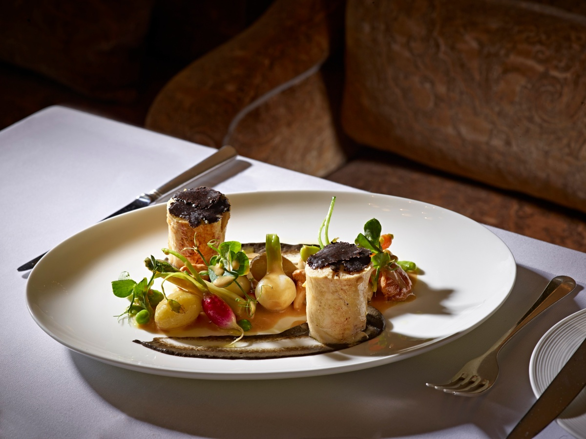Rich Pickings - Fine Dining for £75 and under for two