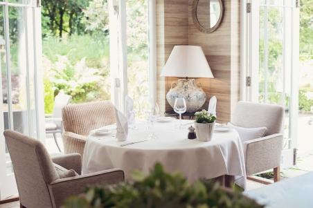 Gilpin Hotel Dining - Garden Room