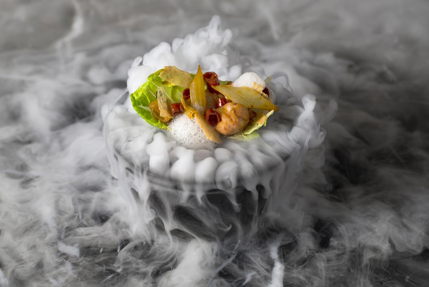 Gong bao chicken a wong