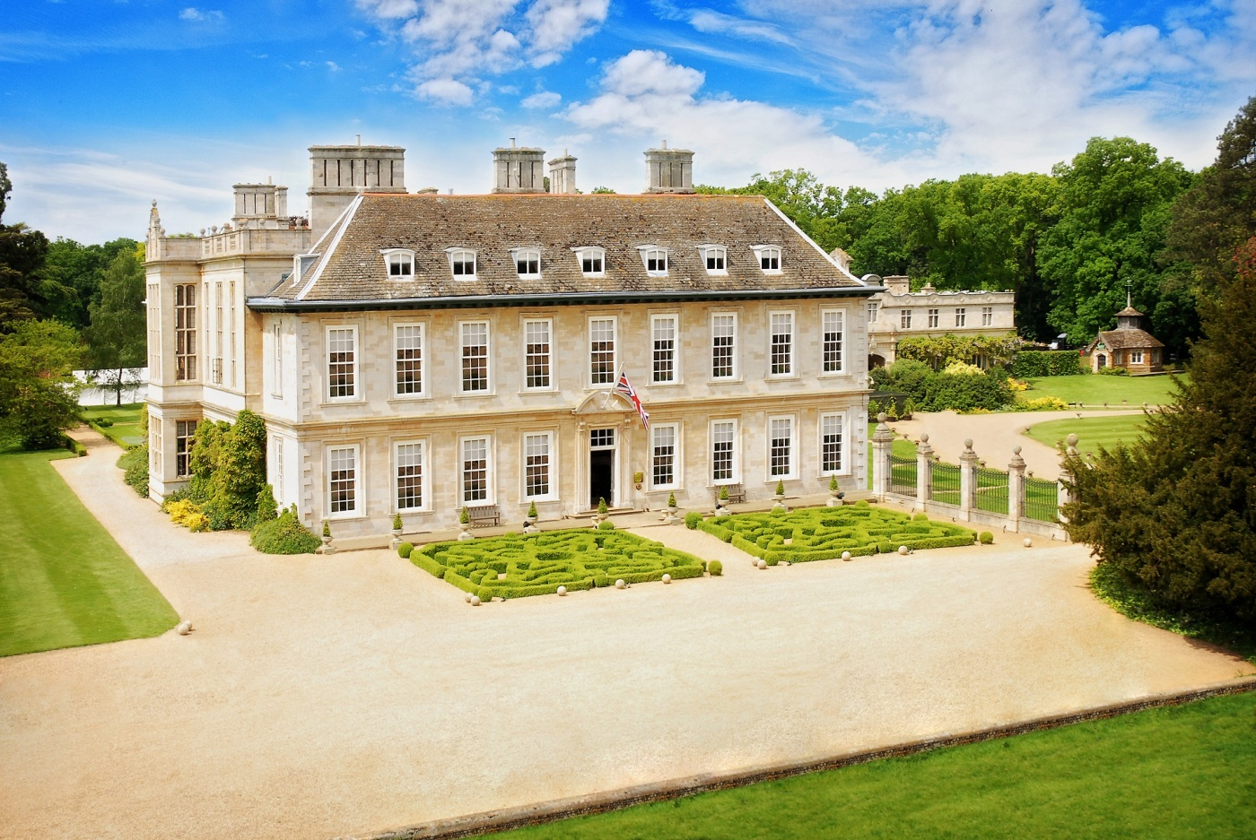 Stapleford Park Main House