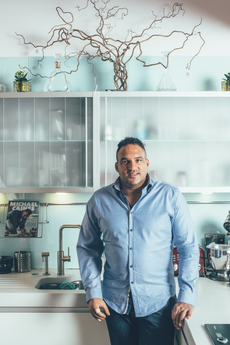 Lympstone Manor one year on - we put twenty questions to Michael Caines