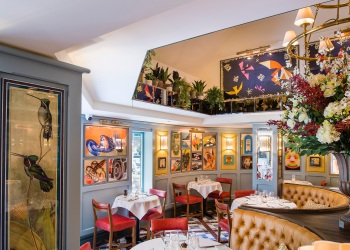 Restaurant Reality In Pricey Property Postcodes