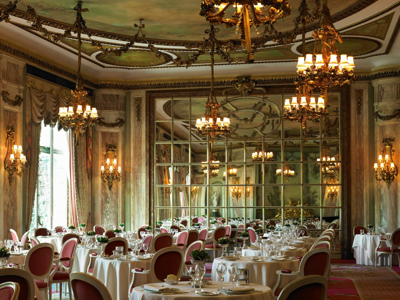 The Ritz Restaurant 9
