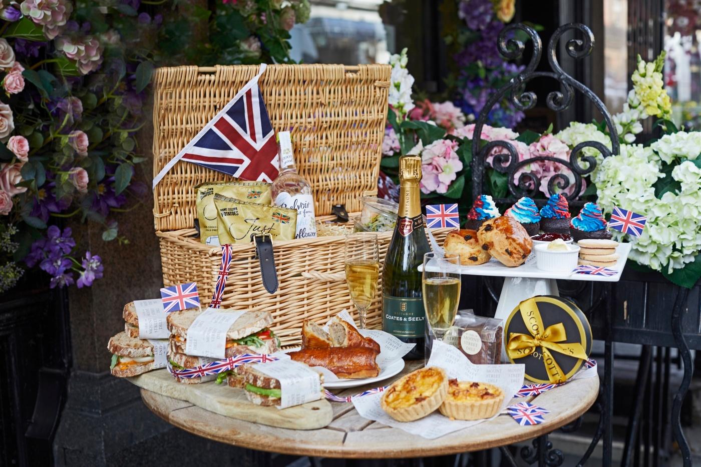 The Mount Street Deli's Royal Britannia Hamper (1)