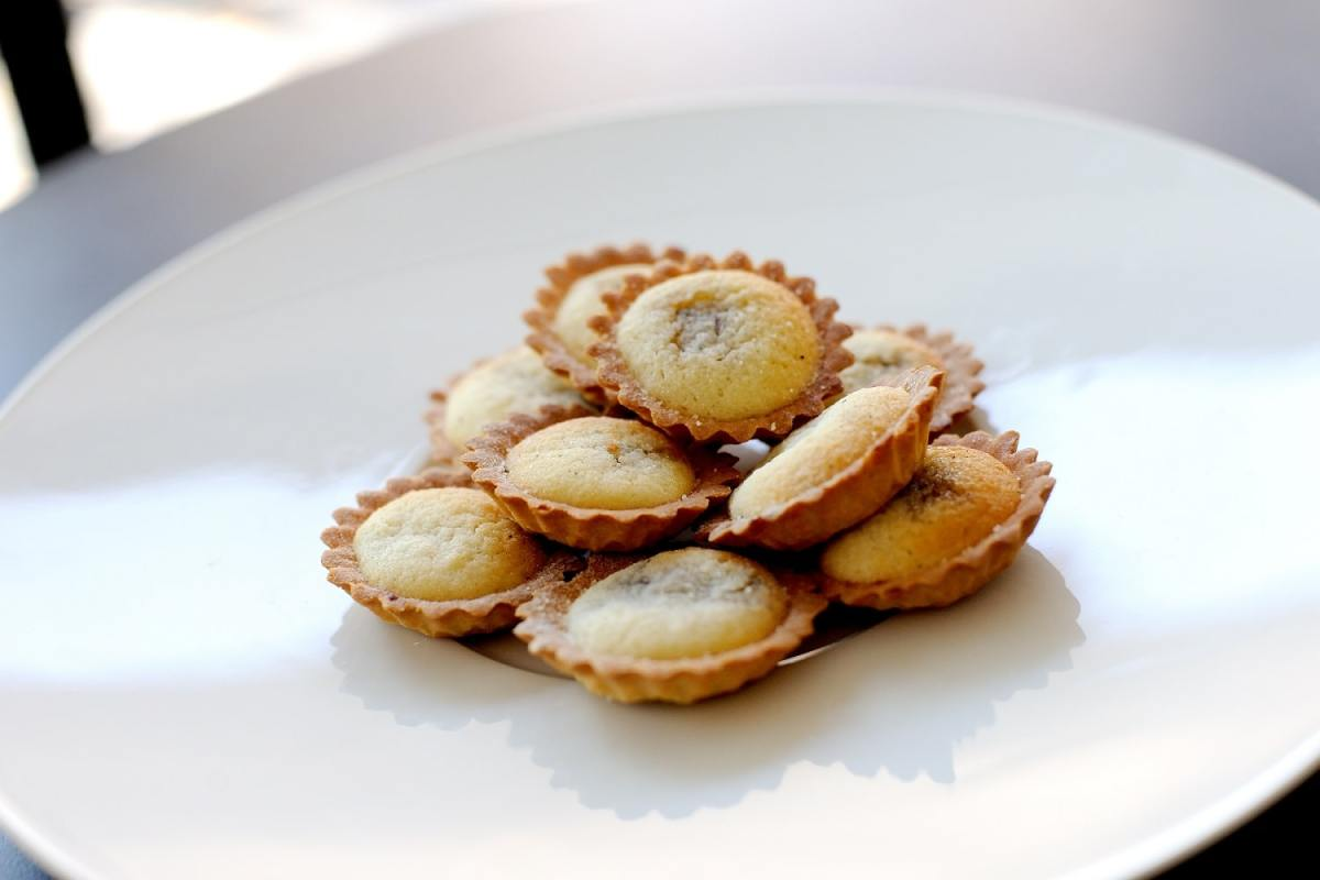Chef's Recipe : 'Financier' Mince Pies by Shay Cooper of The Goring